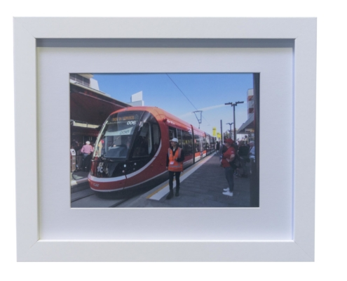 Sue Brennan - My Light Rail