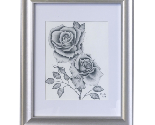 Katy Bond - Mum's Roses
